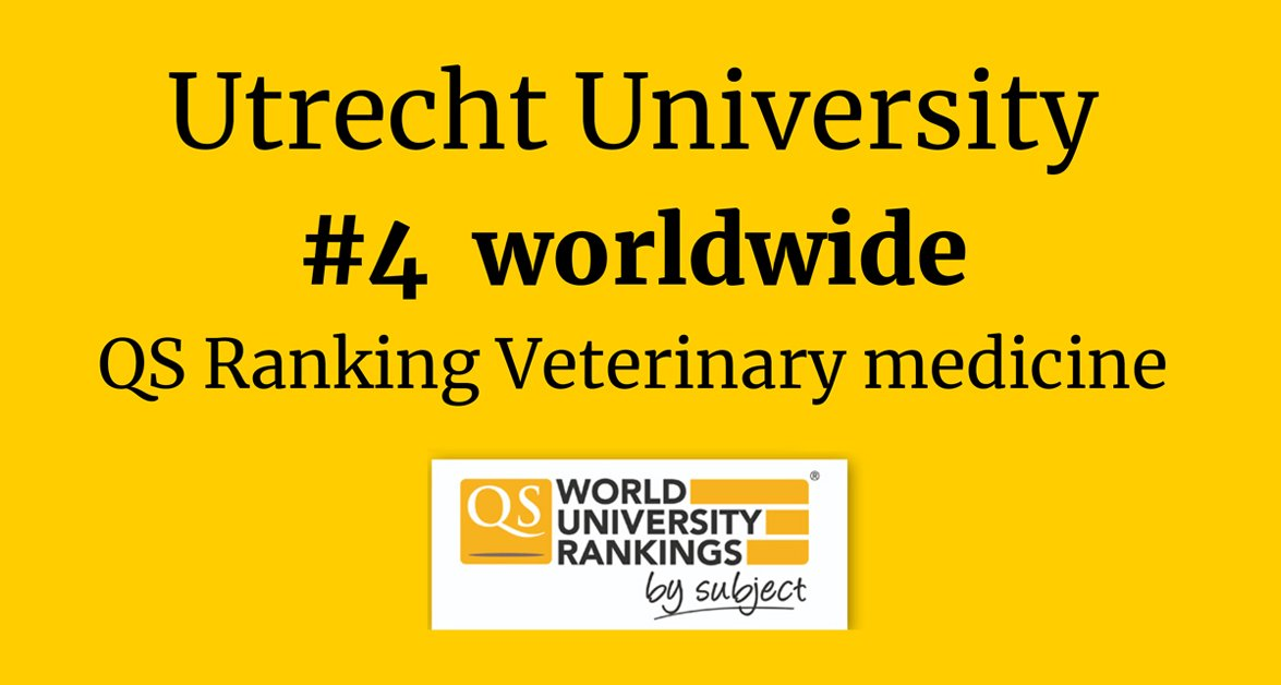 QS Ranking Veterinary Medicine