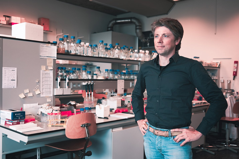 Berend-Jan Bosch, research coronavirussen
