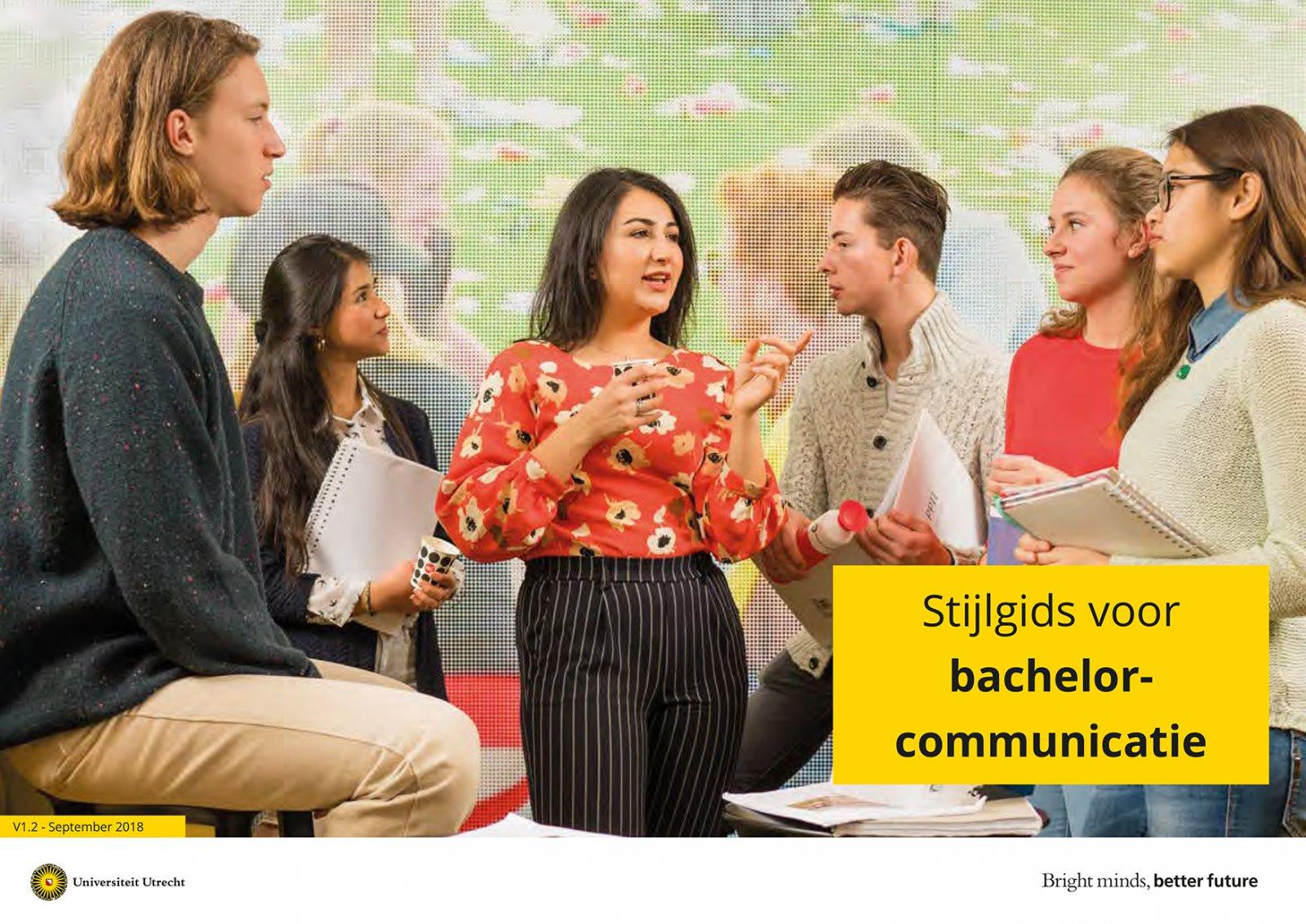Bachelorcommunicatie stijlgids