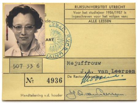 Collegekaart Van Leerzem