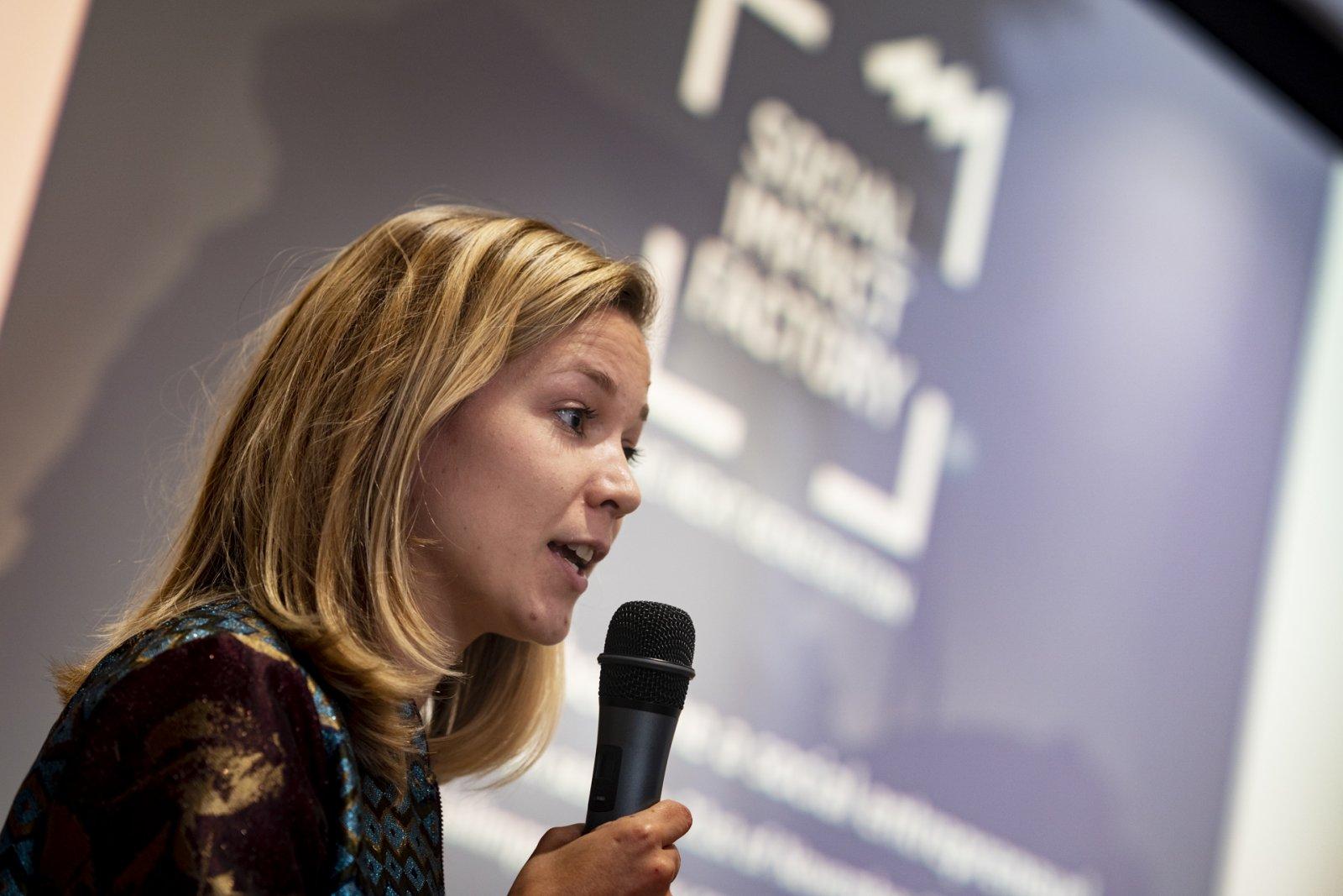 Rachelle Meijers on making social impact