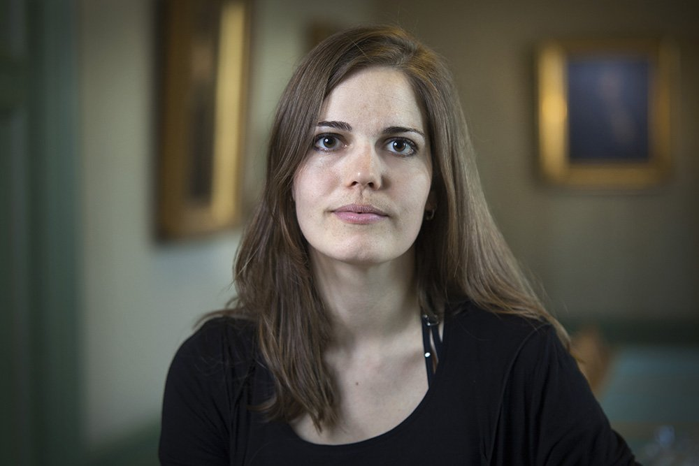 Margot Cramwickel - foto: Tessa Posthuma de Boer