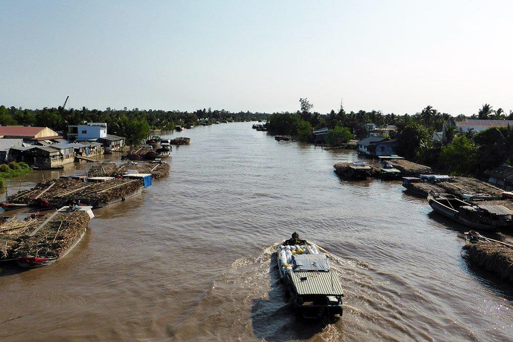 "Kết quả hình ảnh cho Vietnam - ""Rise and Fall"" toward a sustainable Mekong Delta"