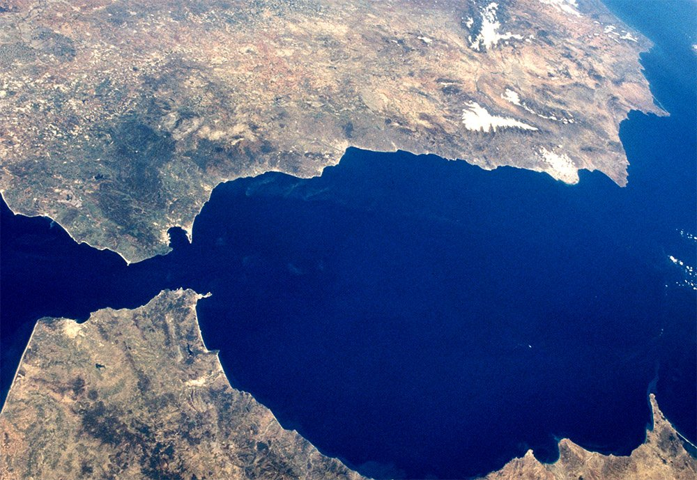 New Revelations In Strait Of Gibraltar Tectonics Utrecht University