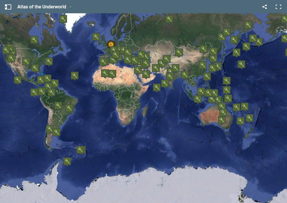 Atlas van de Onderwereld