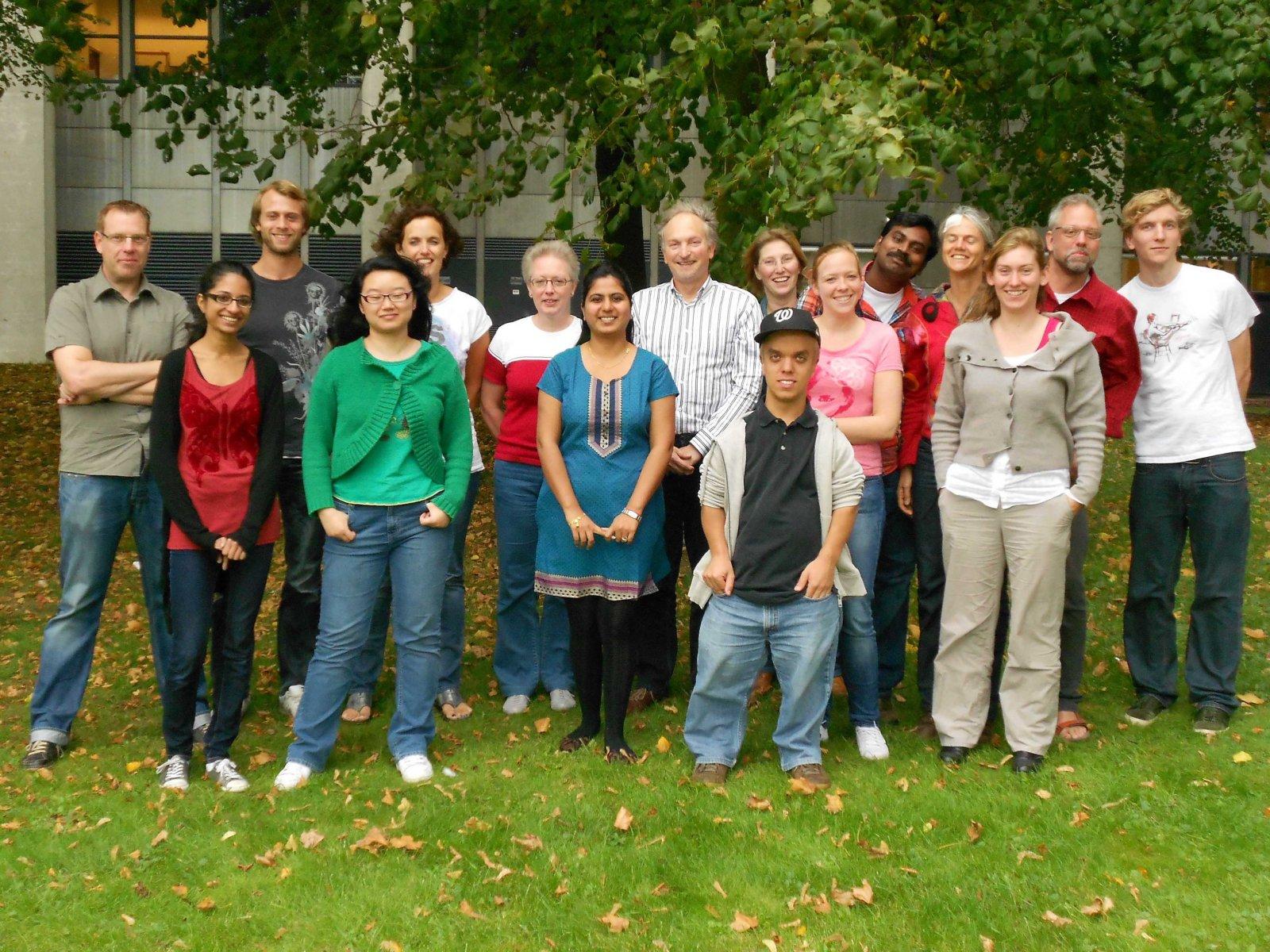 Staff MPF 2011