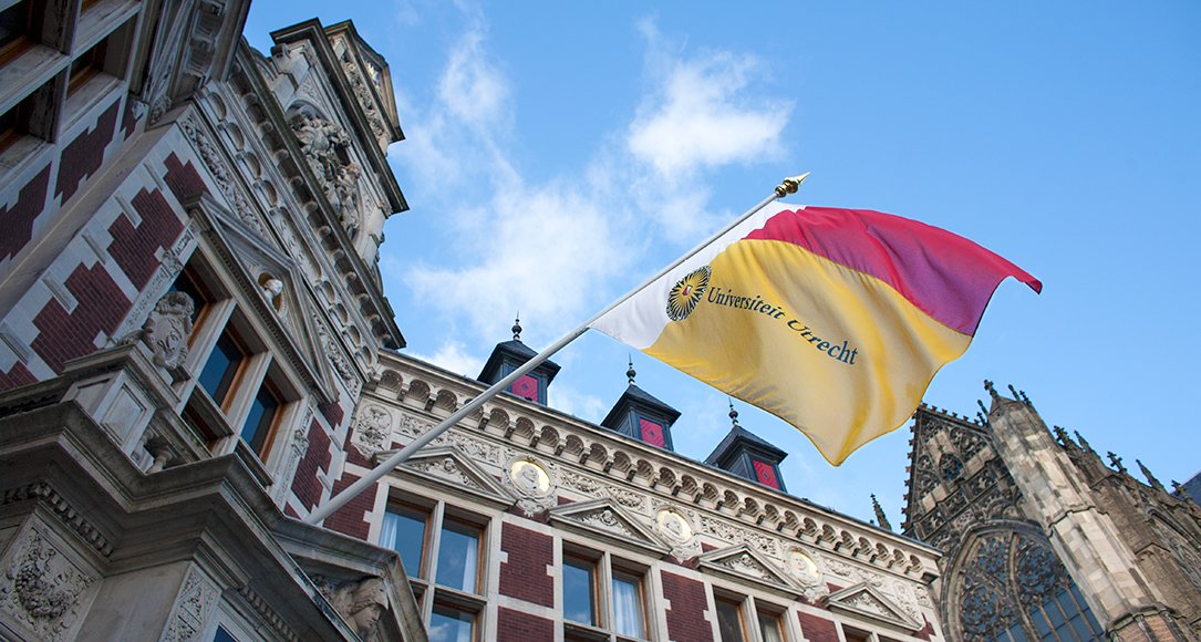 Vlag Universiteit Utrecht