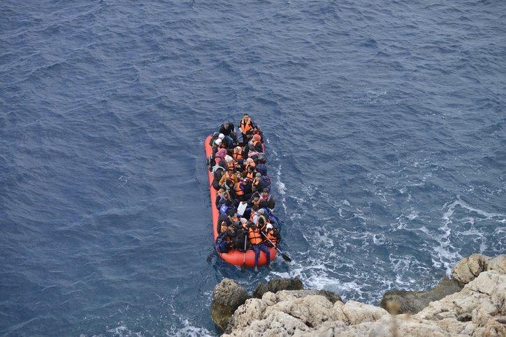 Vluchtelingen Europa