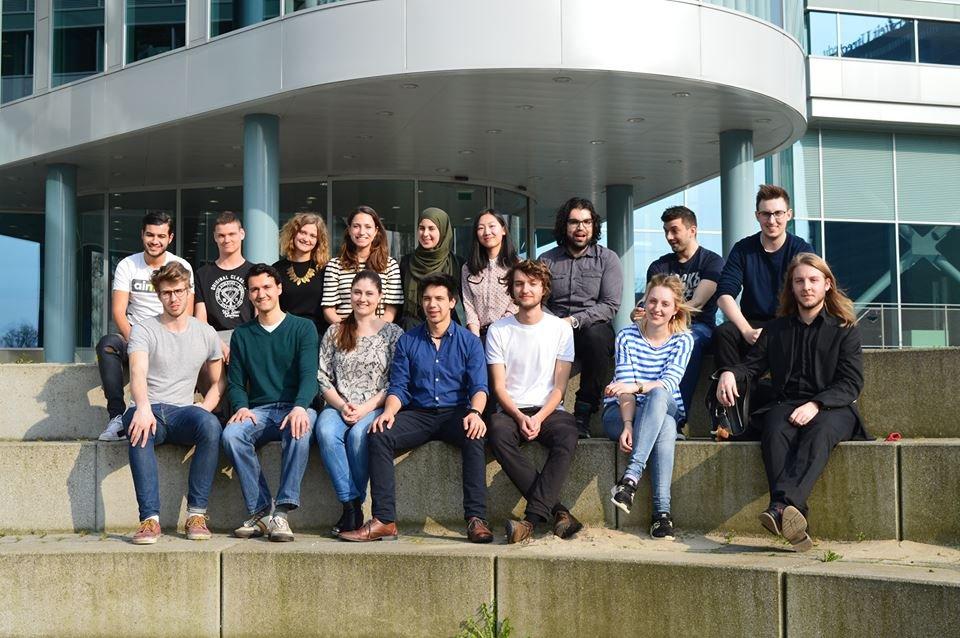 iGEM Utrecht 2017 team