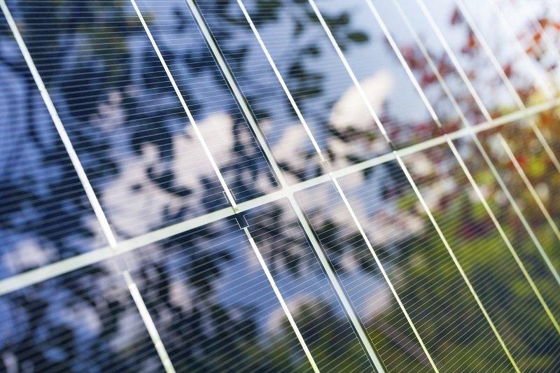 Afbeelding van zonnepaneel