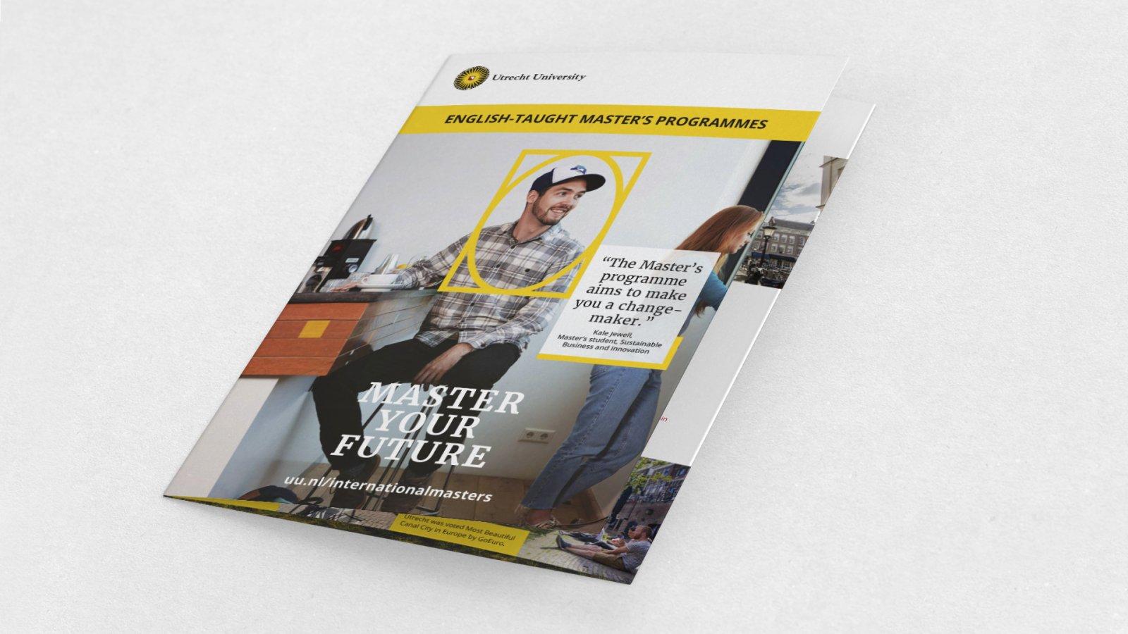 Master brochure Internationaal