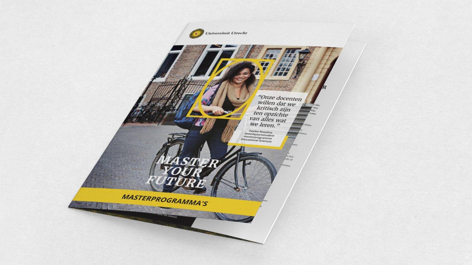Master brochure Nederlands