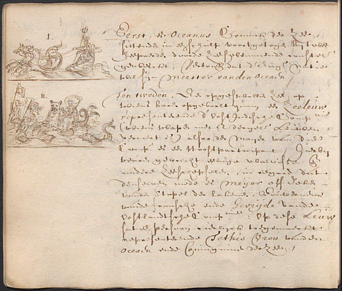 Pagina uit het dagboek van Abrahma Booth