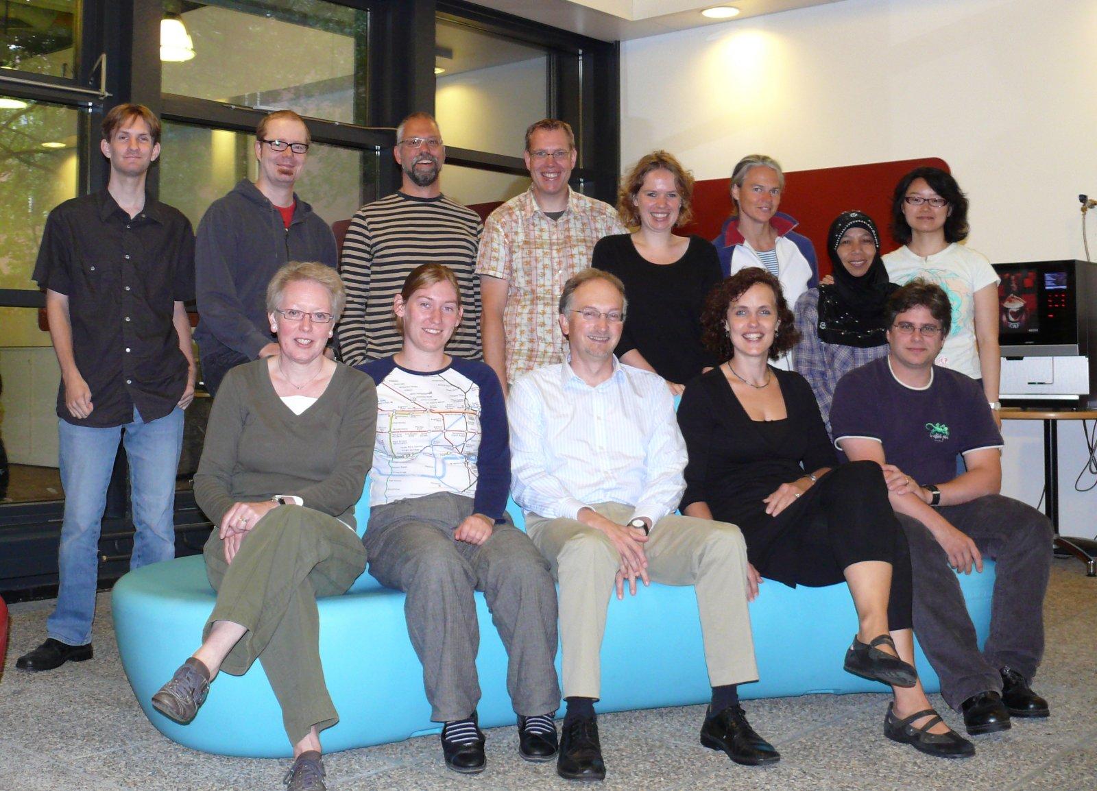 Staff MPF 2009