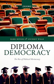 book cover Diploma Democracy