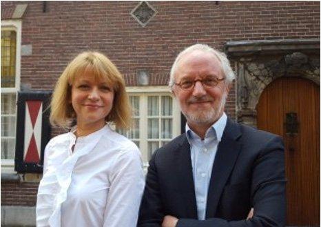 Elisabetta Manunza en Jan Telgen