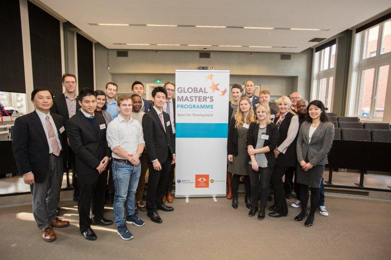 International GMP-students Sport and Development
