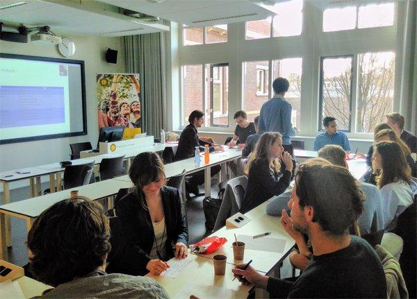 lecture on social entrepreneurship