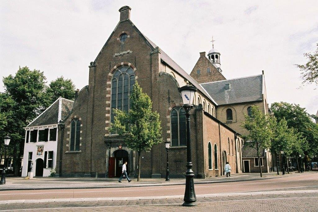 St Janskerk in Utrecht, one of the venues of the EELF 2019 Conference