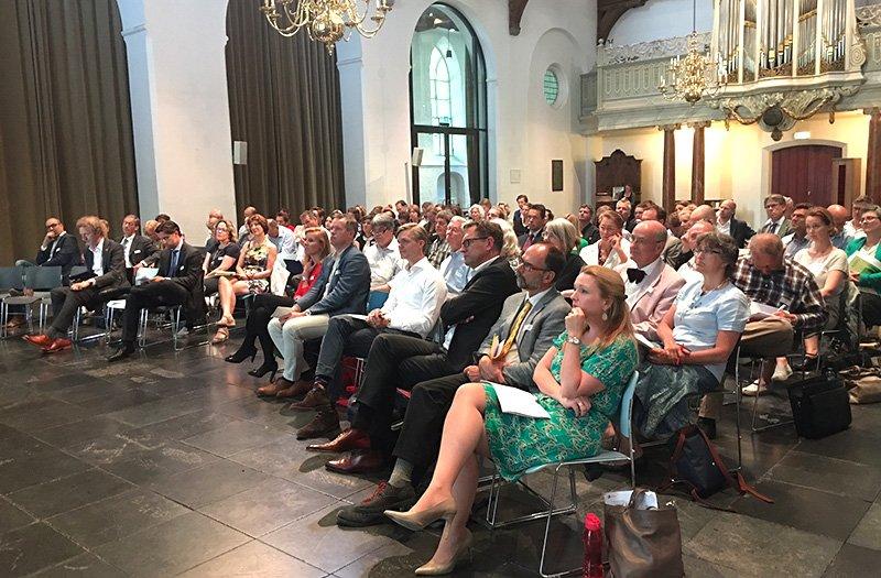 Deelnemers VMR-congres 2017