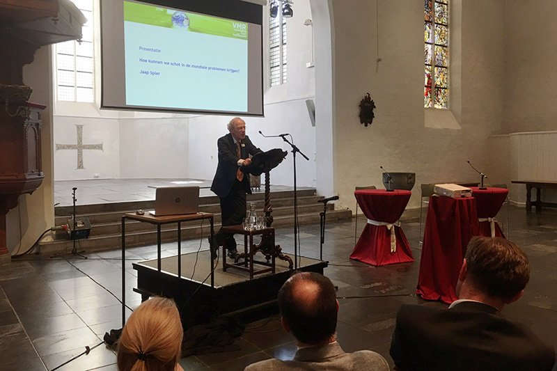 Presentatie Jaap Spier op VMR-Congres