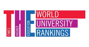 logo World University Rankings van Times Higher Education