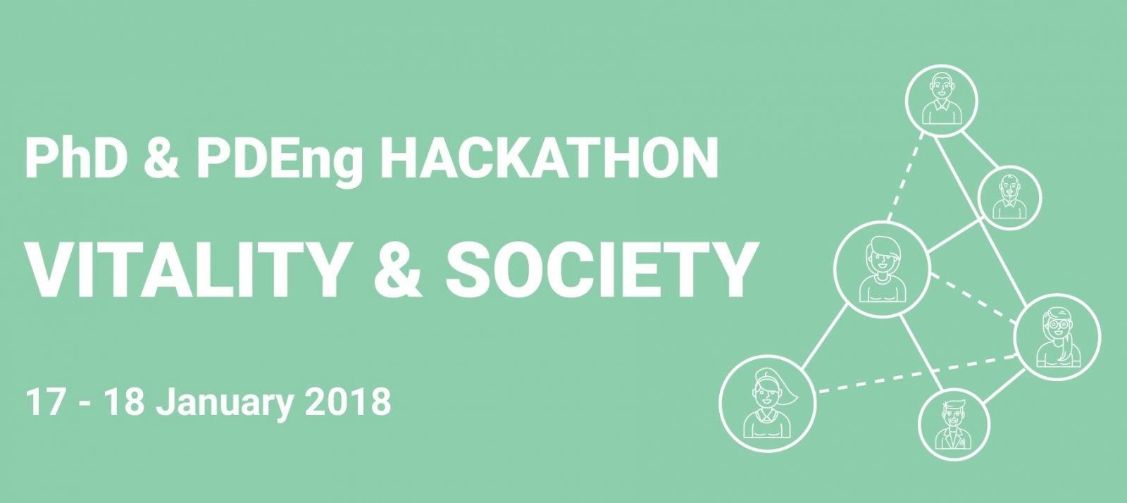 PhD and PDEng Hackathon