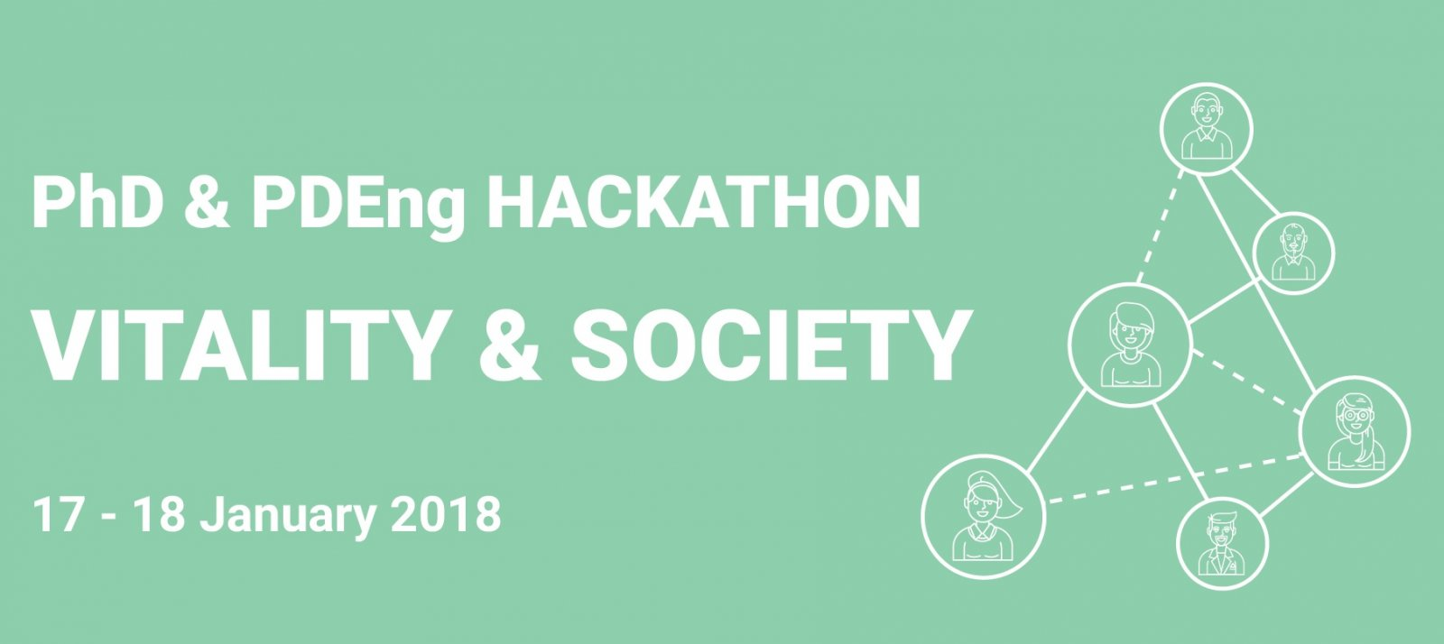 PhD and PDEng Hackathon