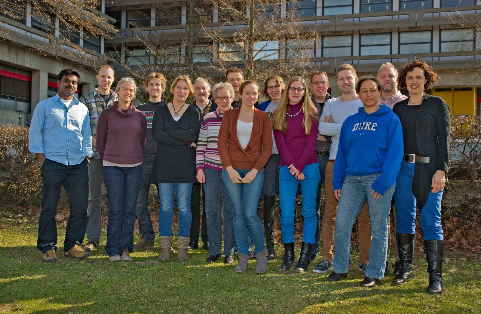 Staff MPF 2013
