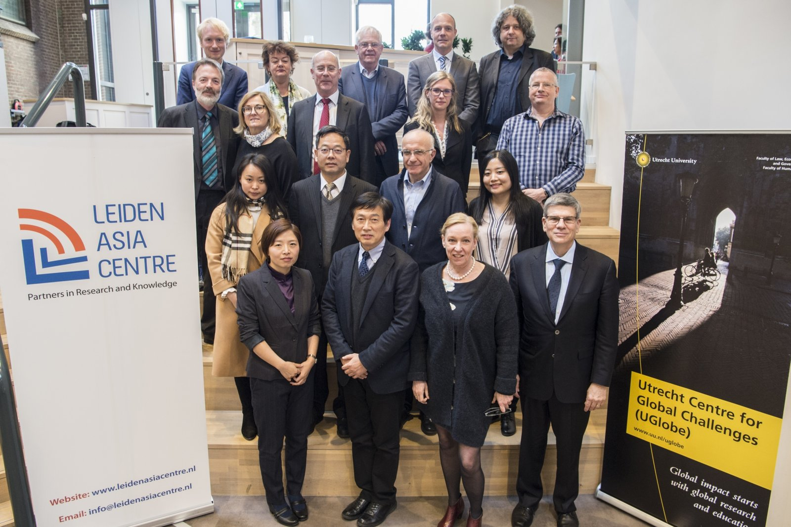 The New Silk Road - UGlobe - Research Consortium