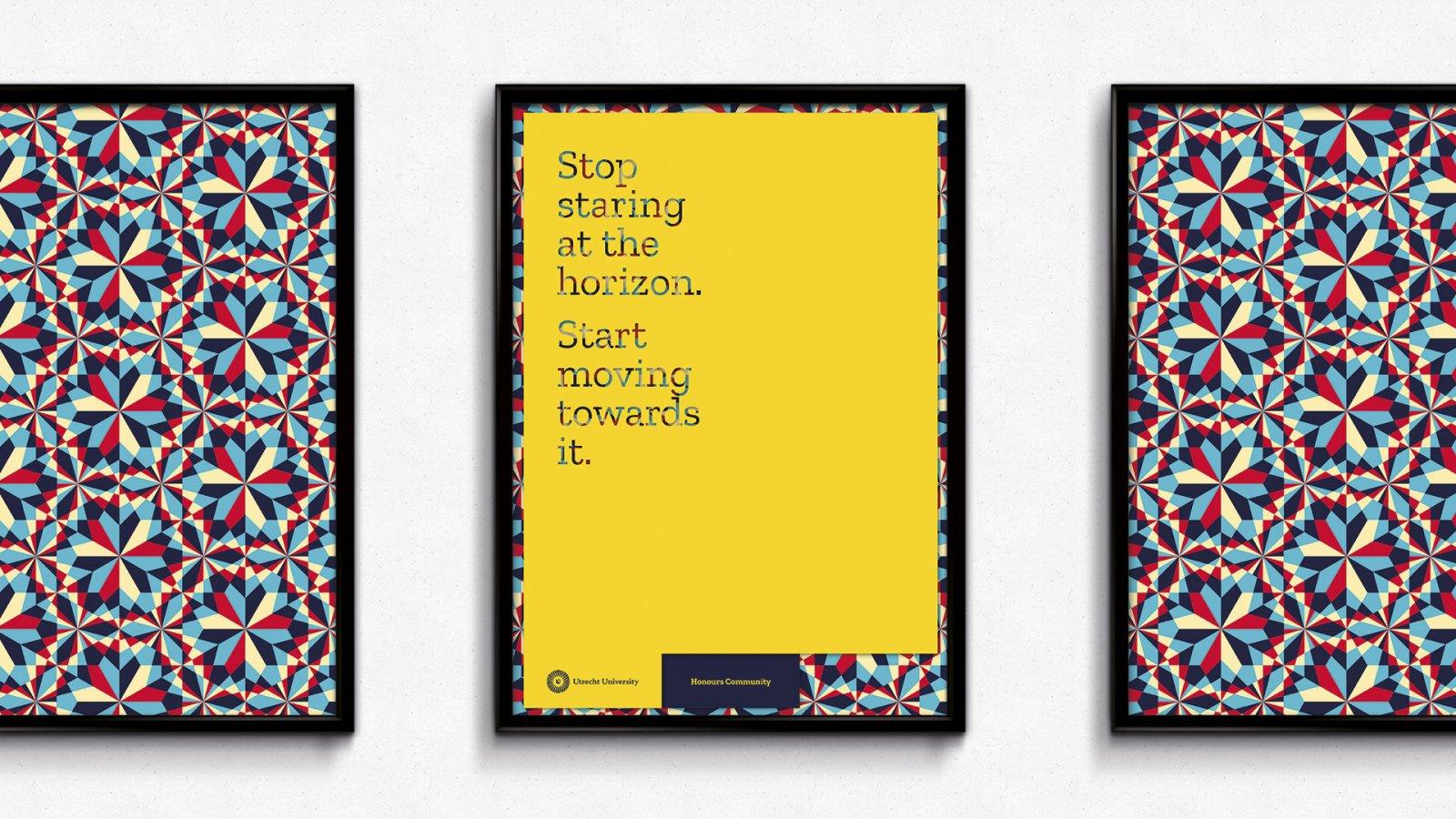Honours Community, posters