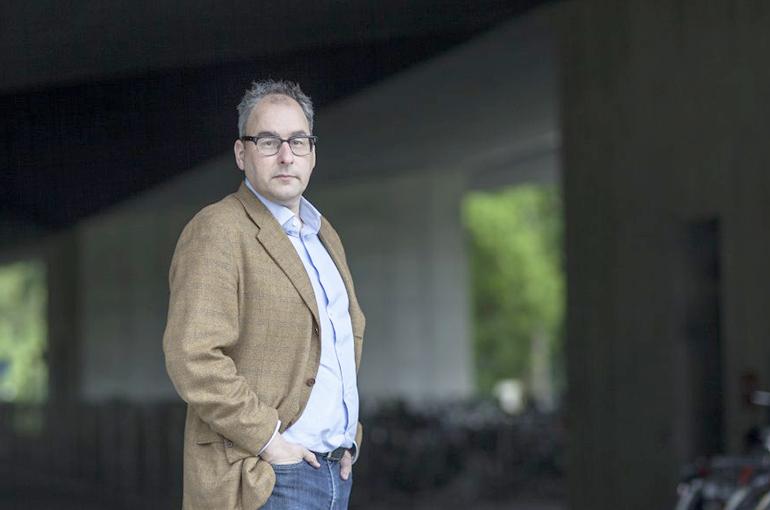Hoogleraar Moleculaire Epidemiologie van Infectieziekten Marc Bonten.