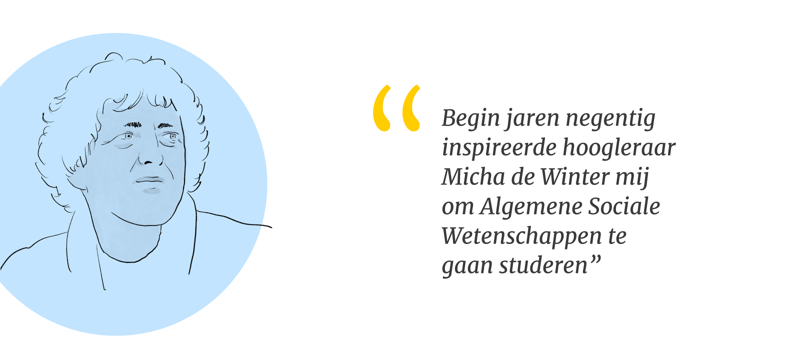 Illustratie van Micha de Winter