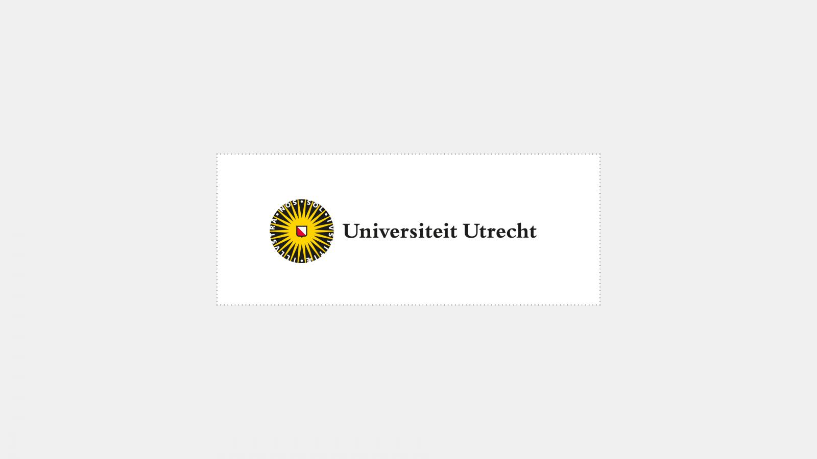 Vereiste witruimte rondom het logo