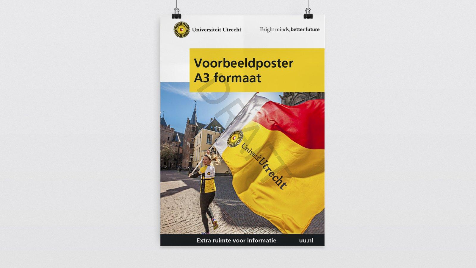 Publicatieplatform A3 poster