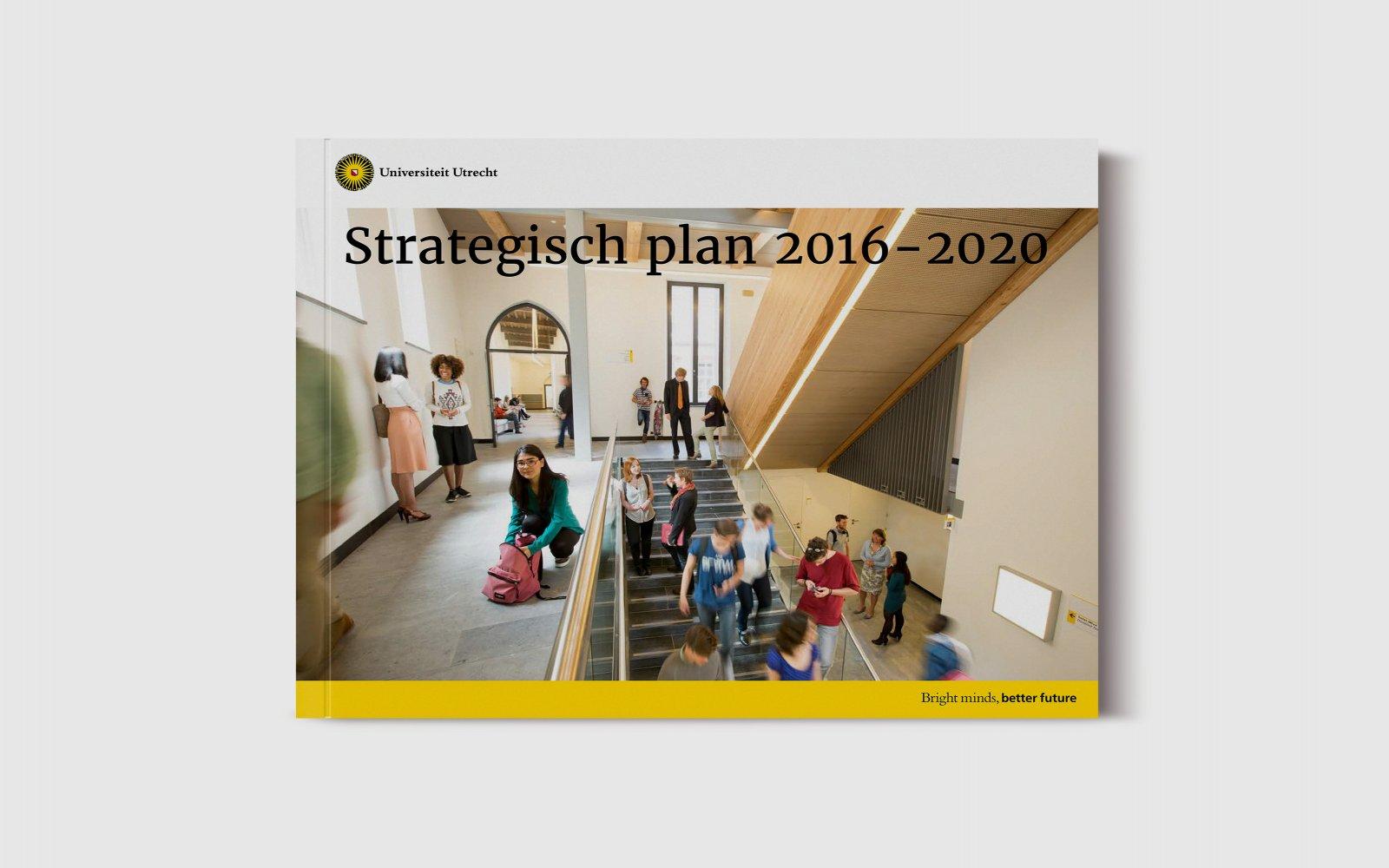 Strategisch plan 2016-2020