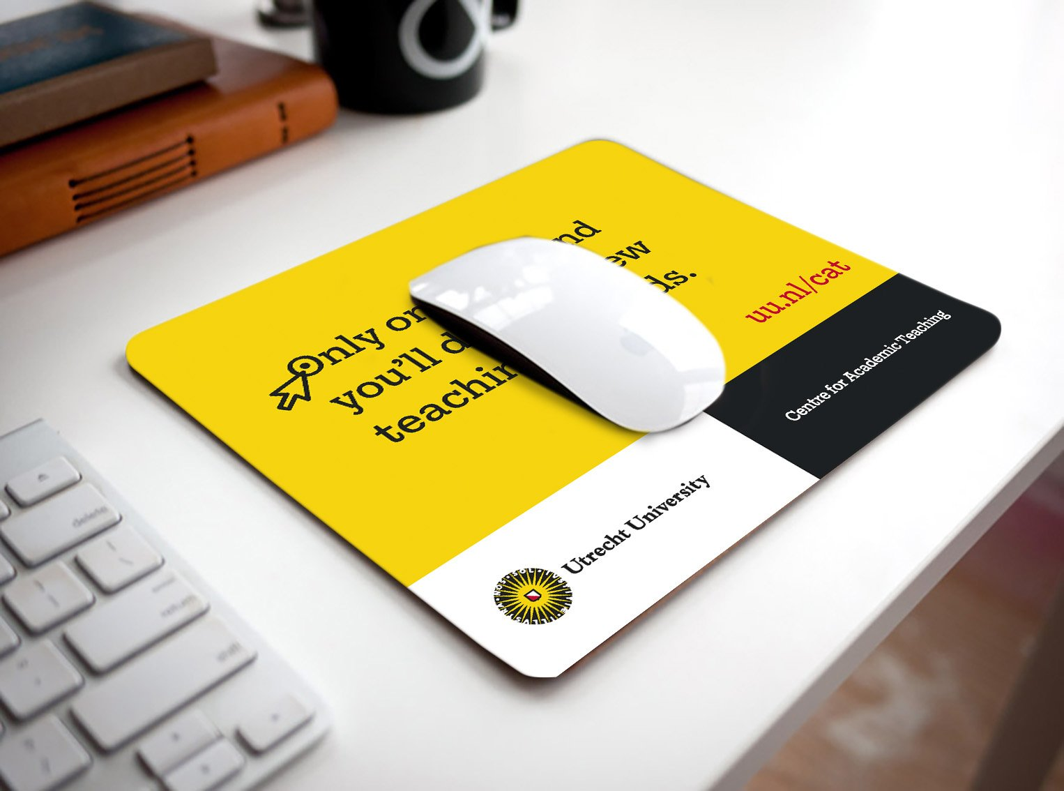 Centre for Academic Teaching, mousepad