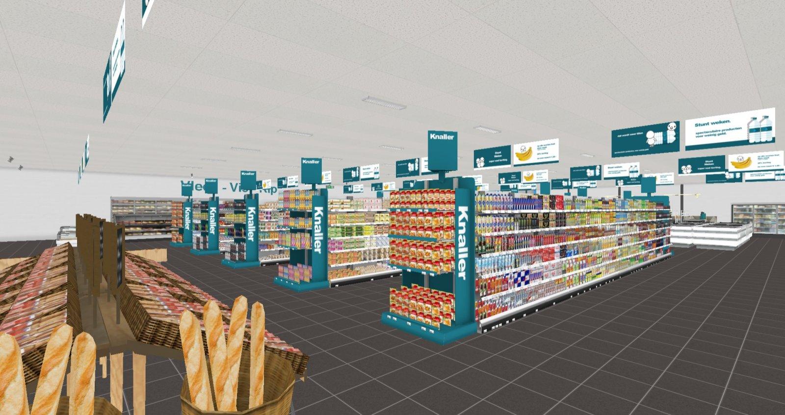 The Virtual Supermarket from dr. Tanja Nijboer (UU/ UMCU)