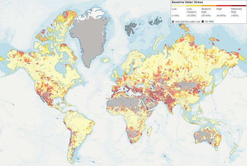 Water Risk Atlas 2019