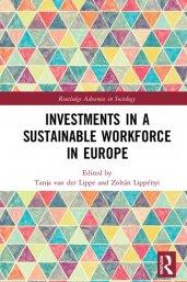 cover boek Sustainable Workforce Tanja van der Lippe