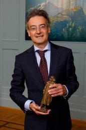 Prof. dr. Bas van Bavel © NWO, fotografie: Bram Saeys