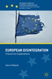 Hans Vollaard's boek European disintegration: A search for explanations