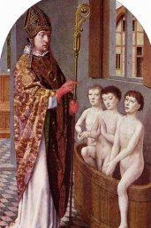 Gerard David: Three Legends of Saint Nicholas
