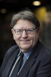 Portret hoogleraar Joop Schippers