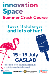 Summer Crash Course Flyer
