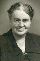 Johanna Westerdijk (bron: Collectie Universiteitsmuseum)