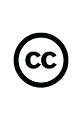 Icon with two C's in a circle