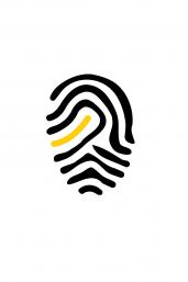 Icon of a fingerprint