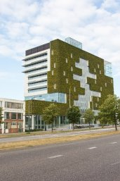 Stadskantoor Venlo circulaire bouw
