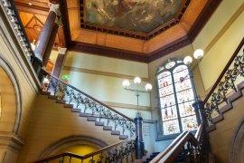 Staircase Academiegebouw